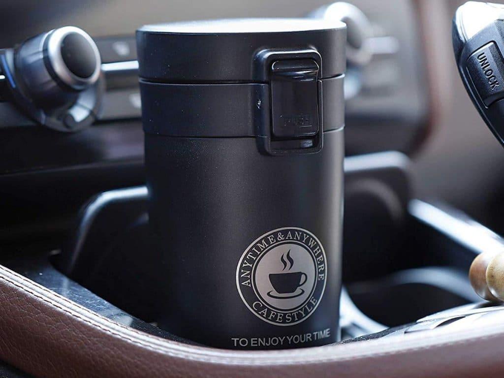 taza termica cafe